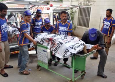 کراچی میں فائرنگ کے واقعات، 5 افراد ہلاک، ڈی جی ماس ٹرانزٹ پراجیکٹ زخمی