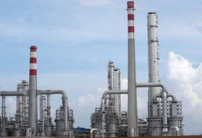 پارکو آئل ریفائنری کی بندش مائع گیس کی 400 ٹن یومیہ قلت