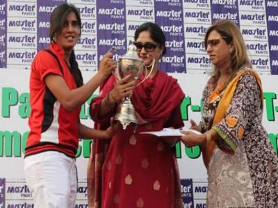 آ ل پاکستان ویمن ٹی 20 ٹورنامنٹ کنیئرڈ کلب نے جیت لیا