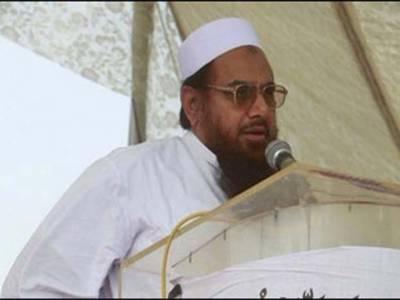 کراچی میں امن کے لئے بیرونی مداخلت کا خاتمہ ضروری ہے ، حافظ سعید