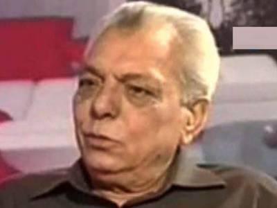 ریاض الرحمن ساغر کی وفات پر شوبز حلقوں کا اظہار تعزیت