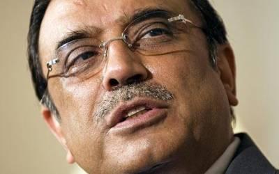 ایوان صدر نئی وفاقی' صوبائی حکومتوں سے آئین کے مطابق بھرپور تعاون کریگا : زرداری
