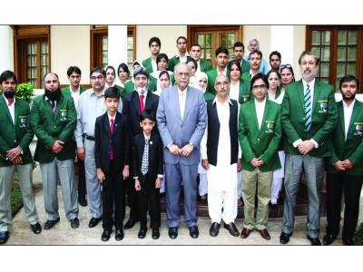 نگران وزیراعلیٰ نجم سیٹھی کا پاکستان جوجسٹو فیڈریشن کے لئے 50 لاکھ روپے گرانٹ کا اعلان