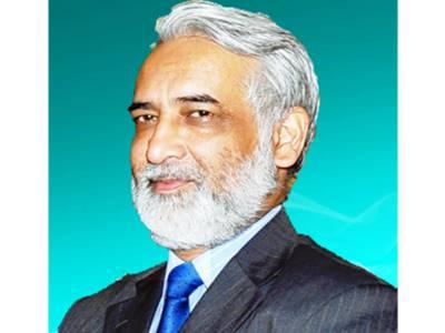 حکومت بیرونی دباﺅ کے باعث موت کی سزاﺅں پر عمل نہیں کر رہی: چیف جسٹس سندھ ہائیکورٹ