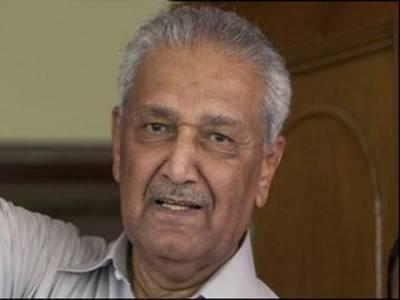 بجلی بحران برسوں نہیں مہینوں میں حل کرنیکی تجویز دے سکتا ہوں: ڈاکٹر عبدالقدیر