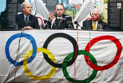 آئی او سی نے سپورٹس بورڈ کی عبوری کمیٹی کو اولمپک لوگو استعمال کرنے سے روک دیا