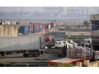 2010ءمیں افغان ٹرانزٹ کے 3 ہزار کنٹینرز کراچی سے باہر ہی نہیں گئے