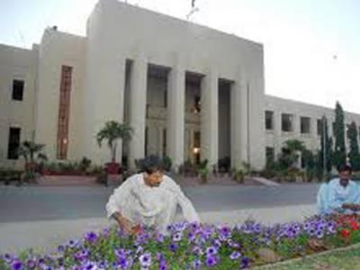 سندھ اسمبلی: بجٹ پر بحث، متحدہ کا ٹارگٹ کلنگ کیخلاف واک آﺅٹ، وزراءکو محکمے الاٹ