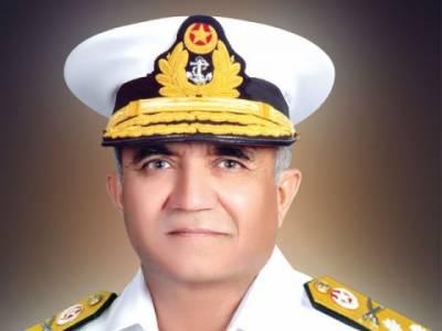 وطن کے دفاع کیلئے بحریہ اپنے عزم کو کمزور نہیں پڑنے دیگی: آصف سندھیلہ