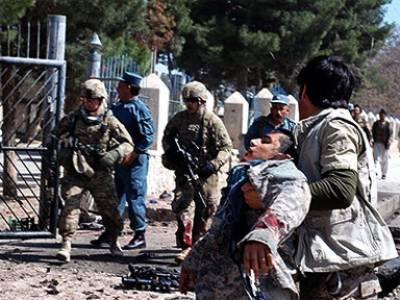 افغانستان میں طالبان کا خود کش حملہ، چھ اتحادی فوجیوں سمیت آٹھ افراد ہلاک