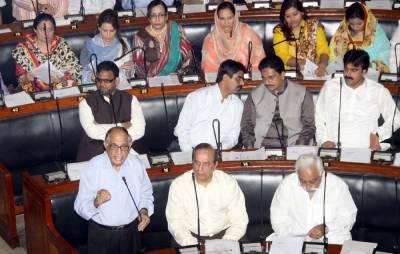 سندھ اسمبلی کے ارکان اویس مظفر،بخش خان نے تنخواہ،مراعات نہ لینے کا اعلان کردیا