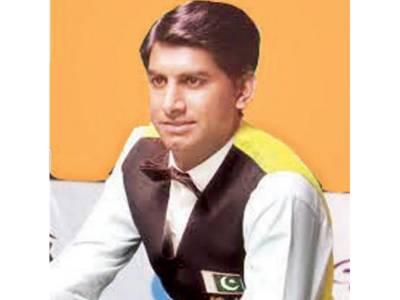 سنوکر چیمپئن محمد آصف نیشنل گیمز کی تقریب میں نظرانداز
