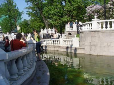 گرم ترین دن، ماسکو میں 60 برس بعد درجہ حرارت 32 ڈگری سینٹی گریڈ تک پہنچ گیا
