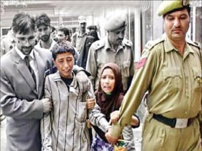 مقبوضہ کشمیر : بھارتی مظالم کے خلاف مظاہرے اور جھڑپیں جاری' متعدد افراد زخمی