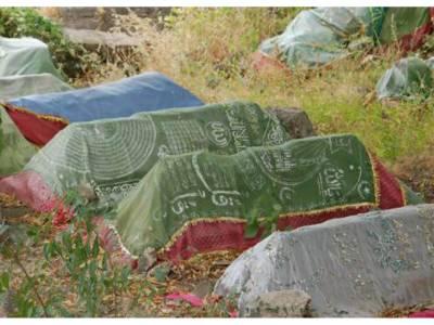 فیروزوالا اور مریدکے میں ملنے والی 4 نعشوں کی شناخت نہ ہو سکی' امانتاً دفن