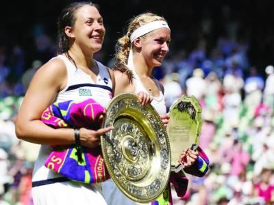 ومبلڈن اوپن ٹینس ٹورنامنٹ ویمنز سنگل کا ٹائٹل فرانسیسی مارین برٹولی کے نام