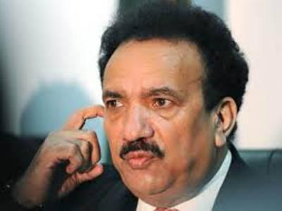 کراچی میں اردو بولنے والے صرف 20، سندھی 60 فیصد ہیں، رحمان ملک