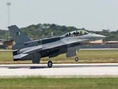 اسرائیل کا ایف16 طیارہ گر کر تباہ ایف 16 اور ایف15 طیارے گراﺅنڈ کر دیئے