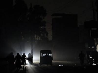 ہائی ٹرانسمیشن لائن ٹرپ، کراچی کا بڑا حصہ تاریکی میں ڈوب گیا