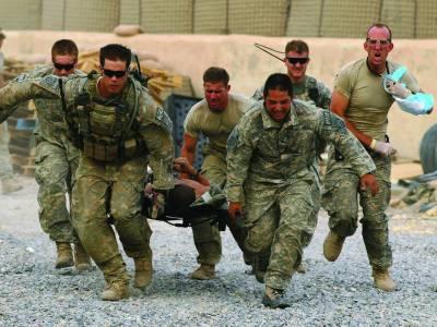 افغانستان: امریکی فضائی حملے میں 2 افراد ہلاک' ایک زخمی