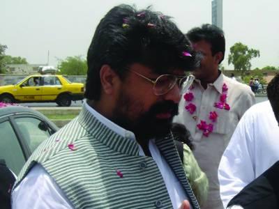 سندھ حکومت شہریوں کے جان و مال کو تحفظ فراہم کرے' علی اکبر گجر