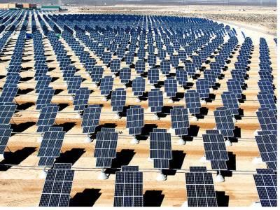 سولر پینل، تھرمل کی نسبت بجلی پیدا کرنے کا سستا ذریعہ