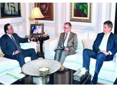 دفتر خارجہ میں اہم اجلاس، یورپی منڈیوں تک رسائی کی پیشرفت کا جائزہ