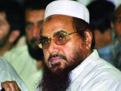 بھارت پاکستان کو مذاکرات میں الجھا کر کشمیر میں ڈیم بنا رہا ہے: حافظ سعید