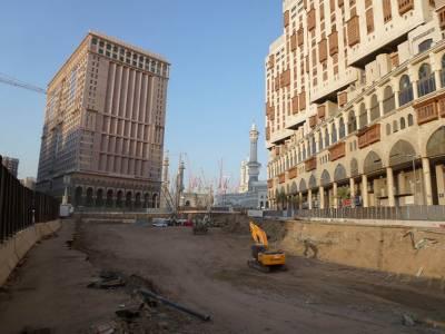مسجد الحرام کے قریبی ہوٹلوں کے کرایوں میں رواں سال 150 فیصد تک کمی