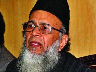 لوڈشیڈنگ کے خلاف پرتشدد مظاہرے' حکمرانوں کی نااہلی اور عوام سے جھوٹے وعدوں کا شاخسانہ ہیں : منور حسن
