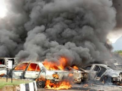 عراق میں کار بم دھماکہ میں 4 افراد ہلاک اور 6 زخمی