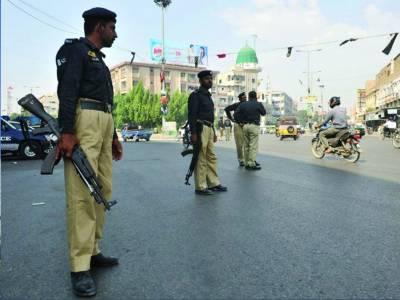 لاہور میں دہشت گردوں کے داخلے کی اطلاع پر سکیورٹی سخت