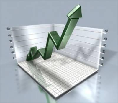 سٹاک مارکیٹیں تیز' 100 انڈیکس نے 2 بالائی نفسیاتی حدیں عبور کر لیں' مجموعی سرمایہ کاری 56 کھرب سے متجاوز