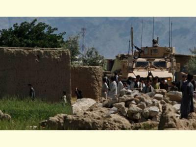 افغانستان: طالبان کی فائرنگ' امریکی بیس پر کام کرنے والے 8 مزدور ہلاک