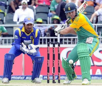 جنوبی افریقن اور سری لنکن کرکٹ ٹیمیں کل سے آمنے سامنے ہونگی