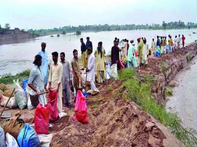 بارشوں' سیلاب سے تباہی جاری '2 بچوں سمیت مزید 12 افراد جاں بحق