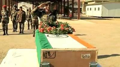 بھارتی آبدوز کا حادثہ چار فوجیوں کی لاشیں مل گئیں