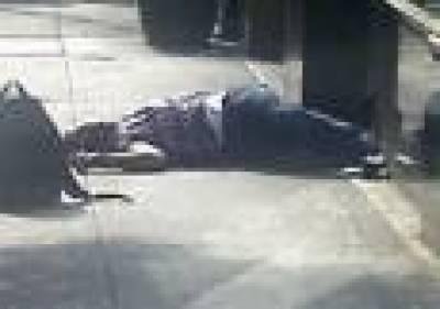 75 سالہ شخص کی پراسرار ہلاکت