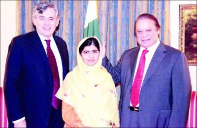 عالمی برادری پاکستان' افغانستان' شام میں امن چاہتی ہے تو ٹینک' ہتھیار نہیں کتابیں اور قلم بھیجے: ملالہ