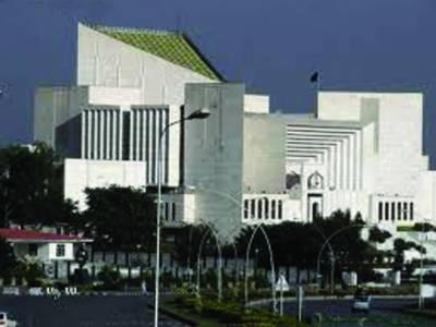 کراچی میں حکومت کی رٹ قائم کرنے کیلئے بہت زیادہ کام کرنے کی ضرورت ہے: سپریم کورٹ