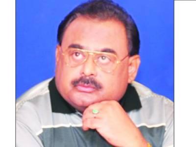 کراچی آپریشن کو متنازعہ نہیں بنانا چاہتے، بے قصور بھی گرفتار ہوئے: الطاف حسین