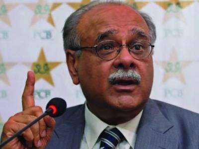 پی سی بی عبوری کمیٹی نے نجم سیٹھی کی بحیثیت چیئرمین منظوری دیدی