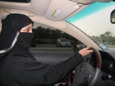 سعودی عرب میں خواتین کی ڈرائیونگ کی حمایت میں ریلیوں پر پابندی عائد