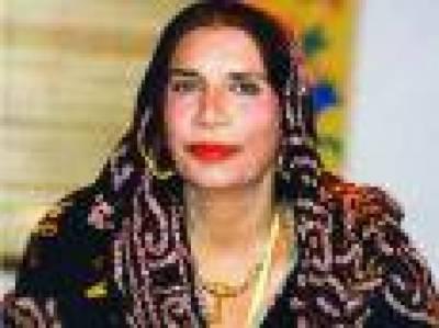 اصغر محمود چودھری کی گلوکارہ ریشماں کے گھر جا کر فاتحہ خوانی