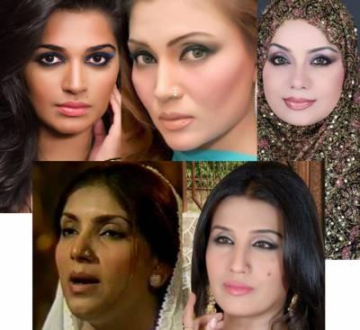 اداکارہ نادیہ علی' خوشبو' زریں' حمیراچنا سائرہ نسیم' شاہدہ منی مجالس کا اہتمام کرینگی