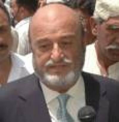 ایم کیوایم کی خوشنودی کیلئے کراچی میں نیا ضلع سندھ سے دھوکہ ہے ، ممتاز بھٹو