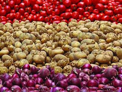 آلو ' پیاز ' ٹماٹر کے نرخ کم کئے جائیں ' صوبائی حکومتیں مانیٹر کریں ' اقتصادی رابطہ کمیٹی