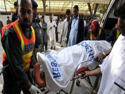 ٹریفک حادثات میں لڑکا جاں بحق' 3 افراد زخمی