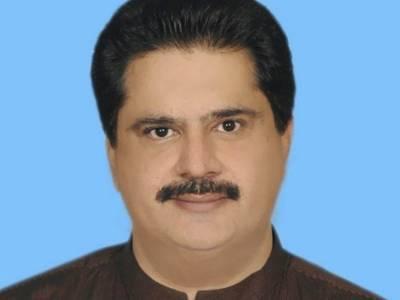 بلدیاتی انتخابات کیلئے سندھ حکومت گھروں میں بیلٹ پیپر چھاپ رہی ہے: نبیل گبول