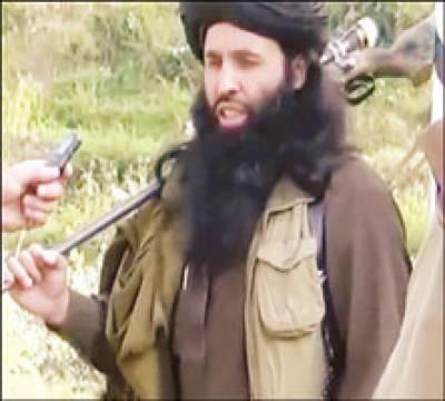 ملا فضل اللہ امیر ۔ خالد حقانی نائب امیر مقرر ۔۔ تحریک طالبان کا حکومت کے ساتھ مذاکرات سے پھر انکار